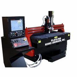 Plate-Fab Plasma/Oxy-fuel CNC Cutting Machine