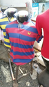 Red Lining T Shirt