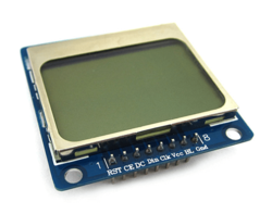 Adafruit TFT LCD: Touch Screen Interface The Smell of