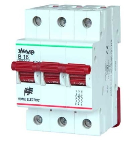 Miniature Circuit Breaker Mcb Manufacturer From Greater