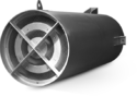Steam Vent Silencer