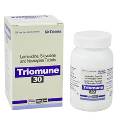Triomune 30 Tablets