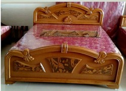 Wooden Bed in Patna, लकड़ी का पलंग, पटना, Bihar | Wooden Bed, Lakdi Ki Khaat Price in Patna