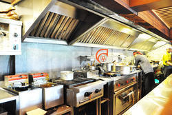 Kitchen Exhaust System for Restaurant