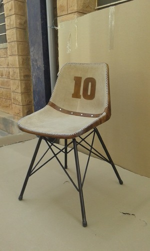 Cool High Back Canvas Dining Chair Garud Enterprises India Id Home Interior And Landscaping Ferensignezvosmurscom