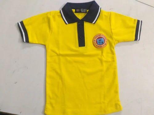 c528a70e School Uniform T-Shirts, School T Shirt, स्कूल टी शर्ट ...