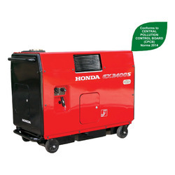 Ex2400 & Ex2400s Honda Generator