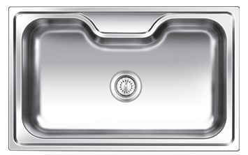 Eureka Deluxe Big Kitchen Sink  sc 1 st  IndiaMART & Eureka Deluxe Big Kitchen Sink Wash Basins Sanitaryware u0026 Fittings ...