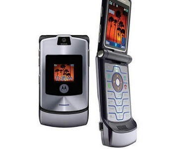 motorola v3i wallpaper moto razr v3i silver motorola vintage flip mobile excellent condition
