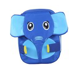 Blue Elephant Small School Bag