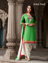 Embroidery Patiala Suits