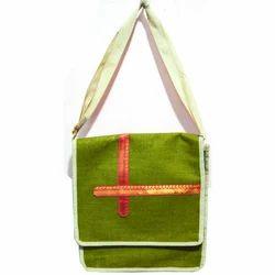 Designer Shoulder Jute Bag