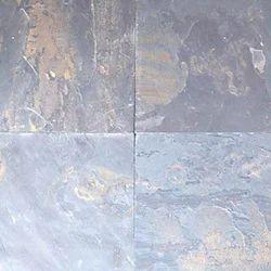 Blue Gold Slate Stone Tiles