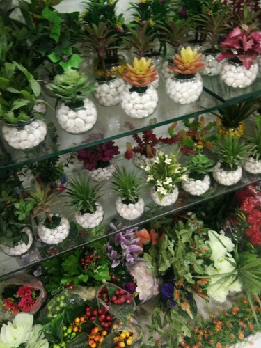 Wholesaler Of Garden Plants Artificial Flower Plants By Cane House