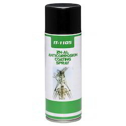 IT-1105 Bright Galvanizing Zinc Spray