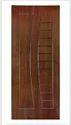 Paandoor Brown Designer Membrane Door, For Home