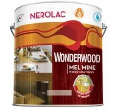 Nerolac Wonderwood Impression Hi Gloss Enamel Paint