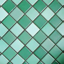 Blue Crystal Denim Mosaic Tile