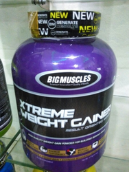 Big Muscles Wight Gainer