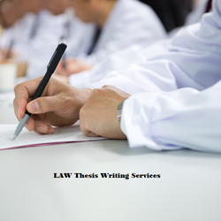 Law Thesis Writing Services
