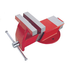 Fixed Base Steel Vice