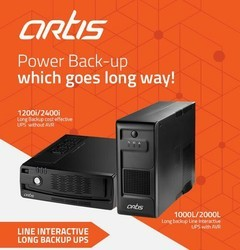 Artis Long backup UPS