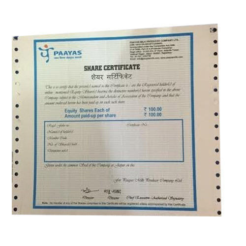 Pre Printed Carbonless Invoice Paper Hooda Computer Forms Delhi - Carbonless invoice paper