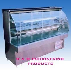 Stainless Steel Cold Display Counter