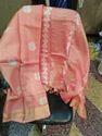 Zari Tussar Silk Saree