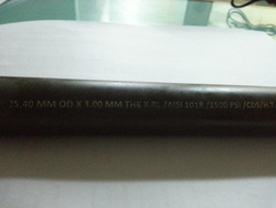 AISI 1017 Carbon Steel Seamless Pipe