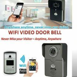 Wireless IP Video Door Phone