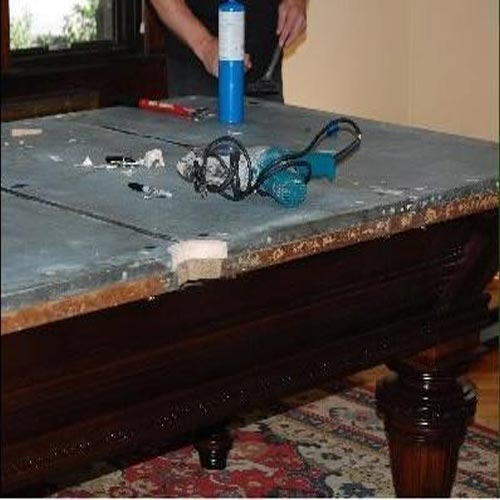 Pool Table Repair Service Furniture Maintenance Service - Pool table refelting near me