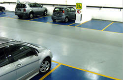 Car Parking Floor Coating Service