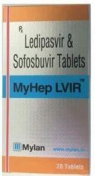 Myhep Lvir Sofosbuvir Tablet