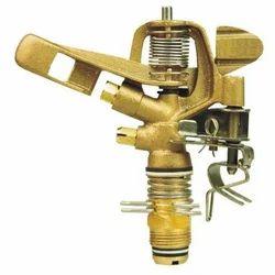 Brass And BSP Part Circle Metallic Sprinkler