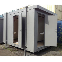 Porta Toilet Cabin