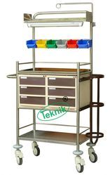 Emergency Medicine Trolley