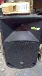 1000 Wts Speaker