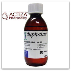Duphalac Lactulose Syrup, Packaging Size: 450 ml in 1 bottle, Packaging Type: Bottle
