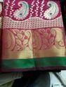 Embroidered Saree  P.K GULDASTA