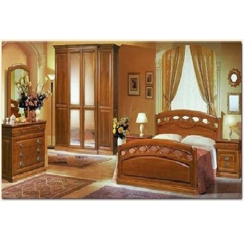 Teak Wood Bedroom Set at Rs 120000 /set | Wooden Bedroom Set | ID ...