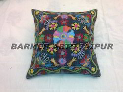 Hand Embroidery Cushion Cover