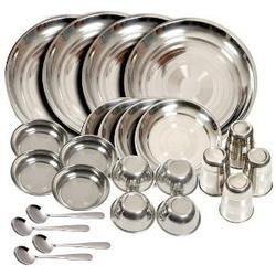 Stainless Steel Dinner Set  sc 1 st  India Business Directory - IndiaMART & Stainless Steel Dinner Set in Thane Maharashtra | Manufacturers ...