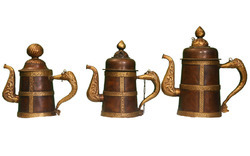 Copper & Brass Cattles