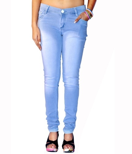 2200bc408cfdc0 Comfort Stretchable Ladies Jeans, Rs 350 /piece, Stockore Private ...
