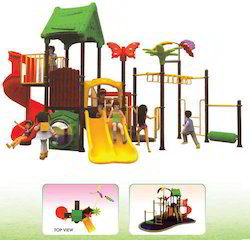 Play Ground Equipments Adventure Play Yard