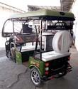 Three Wheeler Electric Rickshaw