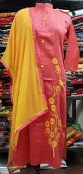 Ladies Chikan Suit