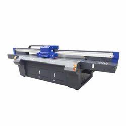 UV Flat Bed Printer