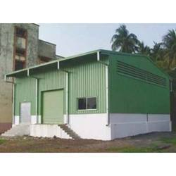 Warehouse Building Architectural Service
